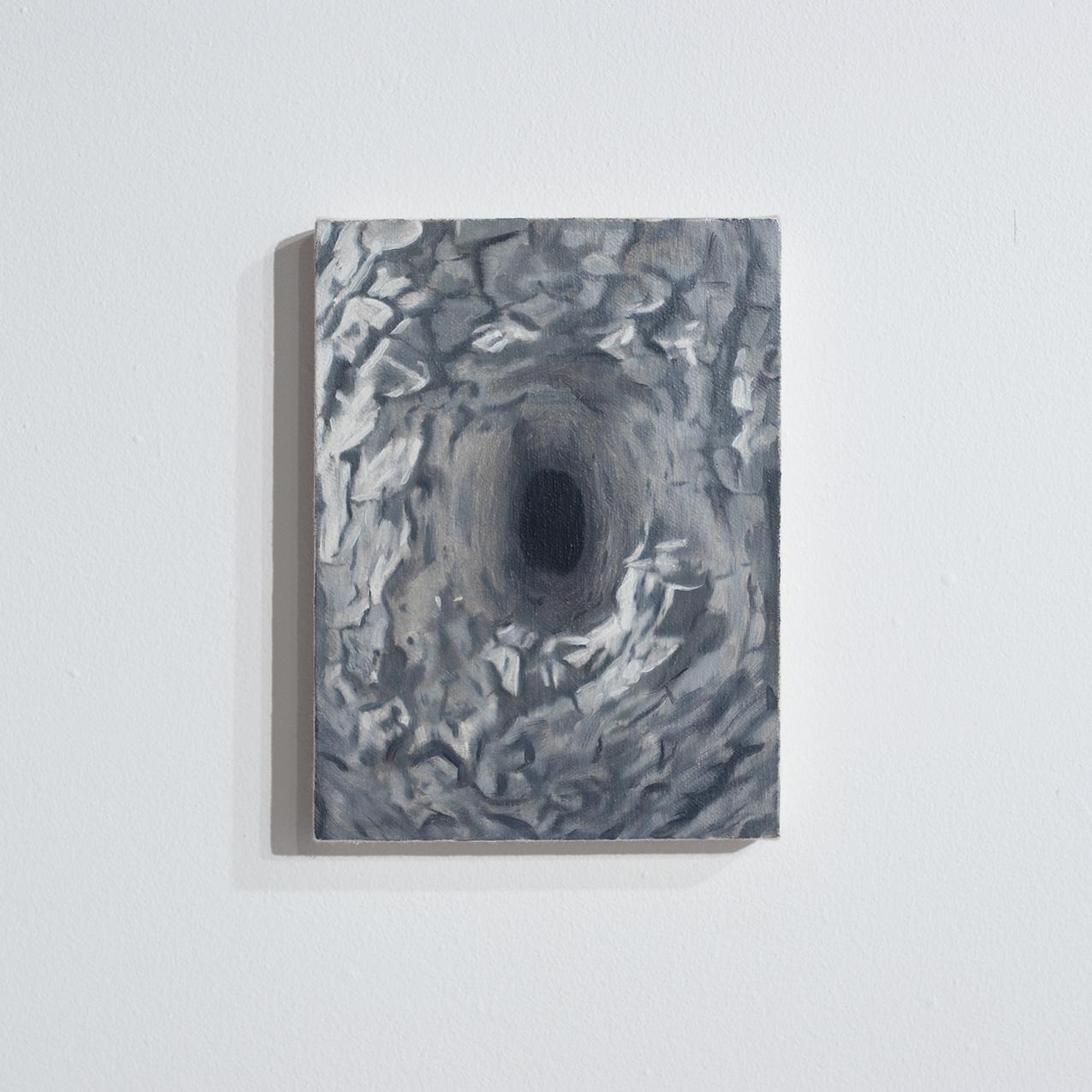 0 Małgorzata Pawlak, Dziupla 15, 24x18cm, 2020