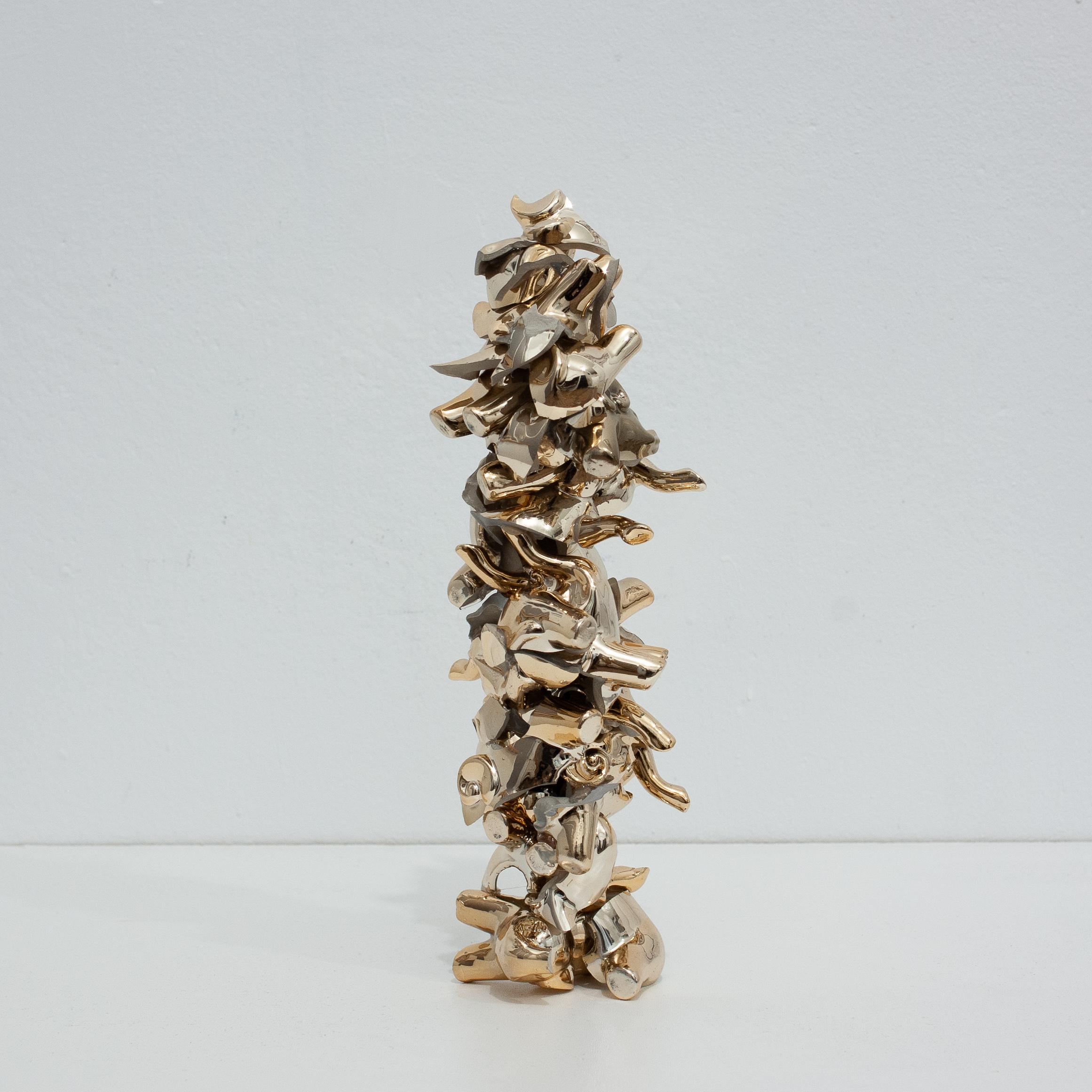 Małgorzata Pawlak,  Broken Luck, 2019, h 30cm, obiekt