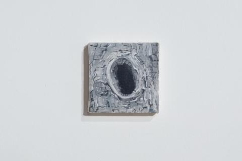 Dziupla 14, 13x13cm,  2020