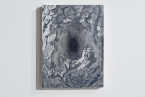 Dziupla 15, 24x18cm, 2020